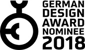 German Design Award Nominee 2018